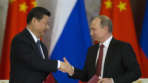 Nước Nga trong ván cờ ngạo mạn của TQ trên Biển Đông
