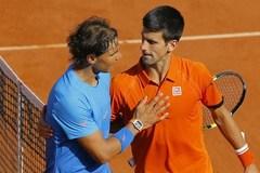"""Rome Masters: Nadal """"đại chiến"""" Djokovic ở tứ kết"""
