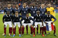 Deschamps công bố danh sách ĐT Pháp dự Euro 2016
