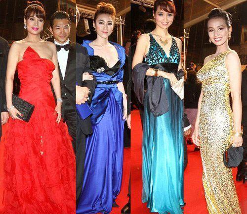 LHP Cannes 2016, Lý Nhã Kỳ, sao Việt