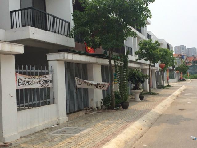 Cuối tháng 5 khu đô thị Ao Sào thoát cảnh 'chết khát'