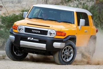 Xe việt dã Toyota FJ Cruiser tiếp tục bị 'khai tử'