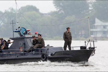 Triều Tiên bắt giữ du thuyền chở vận động viên Nga