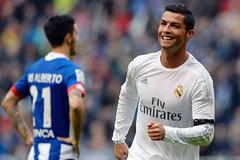 Ronaldo tỏa sáng, Real vẫn rơi lệ vì Barca