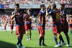 Video: Granada 0-3 Barca