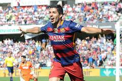 Suarez bùng nổ, Barca đăng quang La Liga
