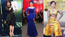 Hoa mắt với gu thời trang xấu đẹp bất thường của Việt Hương