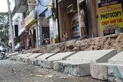 Dân khốn khổ vì nhà cao hơn đường cả mét ở Sài Gòn