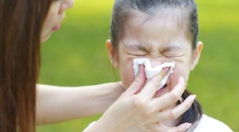 xì mũi, ngạt mũi, viêm mũi, viêm tai giữa