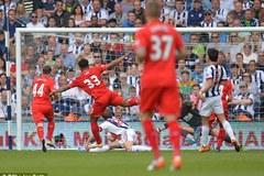 Liverpool nhọc nhằn giành điểm ngày hạ màn