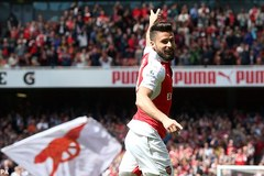 Video Arsenal 4-0 Aston Villa