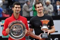 Đánh gục Djokovic, Murray lần đầu vô địch Rome Masters