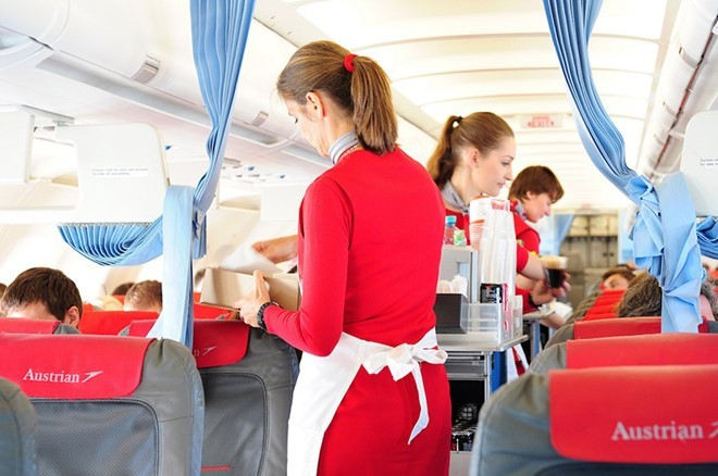 8 điều ít biết về nghề tiếp viên hàng không