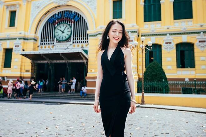 hotgirl Việt Nam làm tiếp viên