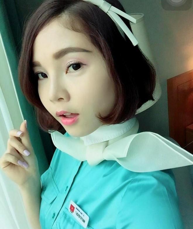 hotgirl Việt nam làm hàng không