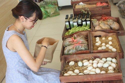 trồng rau sạch, cô gái bỏ lương 50 triệu/tháng đi trồng rau sạch, trồng rau hữu cơ