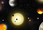 Tâm điểm CN: Phát hiện 9 hành tinh có thể tồn tại sự sống
