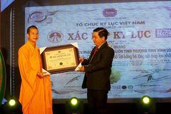 Thủ tướng trao bằng khen cho Đại đức Thích Phước Ngọc