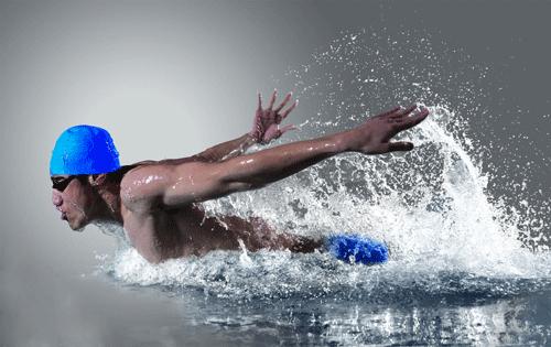 Bơi lội tốt cho xương khớp
