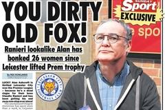 Ngủ với 26 phụ nữ nhờ giống Ranieri