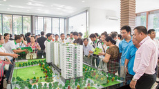 TP.HCM: 20.888 căn hộ và nền đất giá rẻ chờ bung hàng