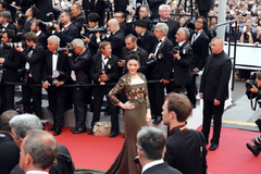 Thực hư bức ảnh Lý Nhã Kỳ bị 'bơ' tại Cannes