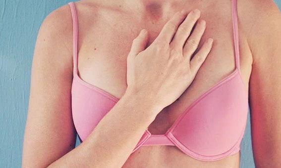phụ nữ, bộ ngực, núi đôi