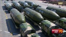 Thế giới 24h: Sức mạnh kinh hồn của tên lửa hạt nhân TQ
