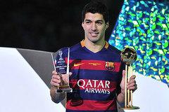Hãy trao Quả bóng Vàng cho Luis Suarez!