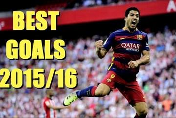 Những bàn thắng đẹp nhất của Suarez cho Barca 2015/16
