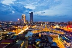 Campuchia - 'con hổ kinh tế' mới ở châu Á