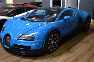 Bugatti Veyron Grand Vitesse 'độ' Transformers giá 46,8 tỷ