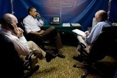 Trong chiếc lều bí mật nhất thế giới của Tổng thống Mỹ
