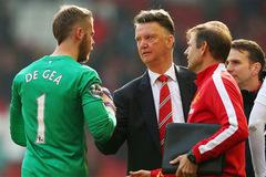 De Gea tuyên bố: Van Gaal ở lại, tôi sẽ ra đi!