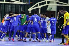 Thái Sơn Nam vô địch sớm ở giải Futsal QG