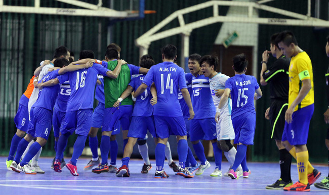 Thái Sơn Nam, Futsal QG
