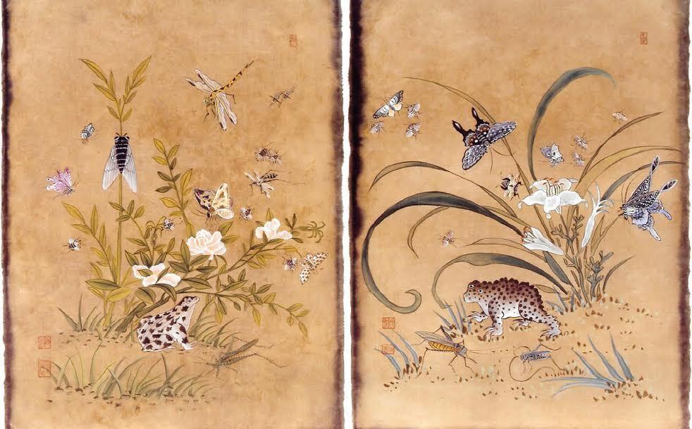 tranh dân gian hàn quốc, hội họa, trung tâm văn hóa Hàn quốc