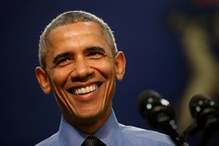 Phu nhân, 2 con gái không đi cùng ông Obama đến VN