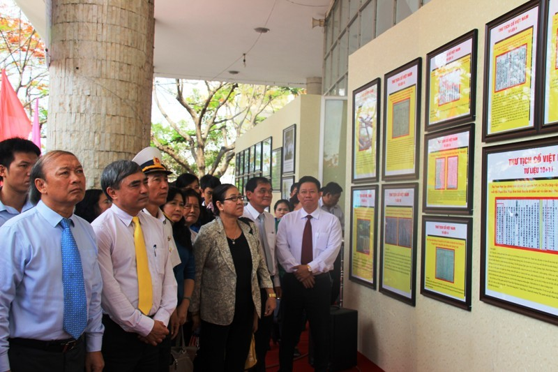 Triển lãm tư liệu chủ quyền Hoàng Sa, Trường Sa ở Tây Ninh