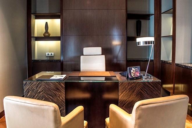 Bên trong phòng tổng thống của 5 khách sạn sang nhất HN - Ảnh 3.