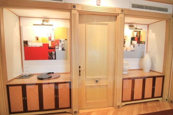 Bên trong phòng tổng thống của 5 khách sạn sang nhất HN - Ảnh 18.