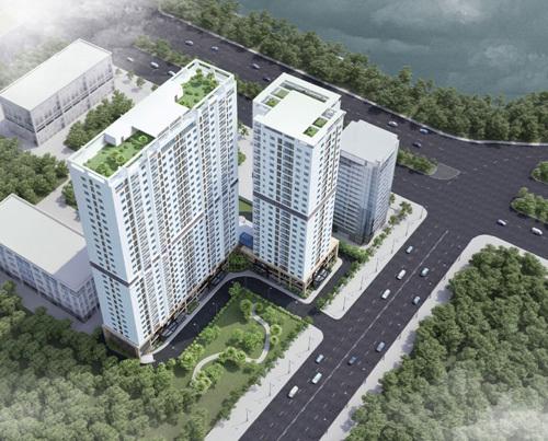 Mở bán rầm rộ, dự án HongKong Tower vẫn nợ hơn 44 tỷ tiền sử dụng đất