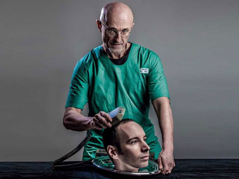 cấy ghép đầu người, phẫu thuật, Trung Quốc