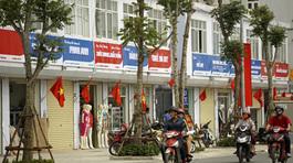 Hà Nội tiếp tục 'mặc đồng phục' cho phố Thái Thịnh?