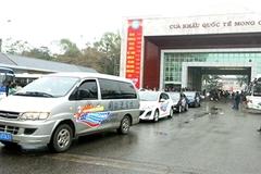 Cho xe tự lái TQ chạy ở Móng Cái tối đa 3 ngày