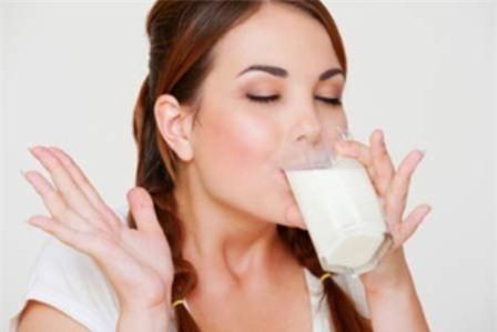 sữa, uống sữa