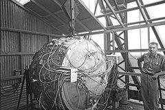 Ảnh cực hiếm về quả bom nguyên tử đầu tiên trên thế giới