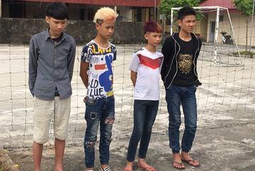 Bắt nhóm thiếu niên ném đá ô tô trên cao tốc hiện đại nhất VN