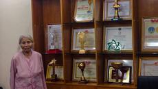 Phong tê thấp Bà Giằng- bài thuốc giàu giải thưởng