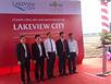 Xây hồ cảnh quan lớn nhất khu Đông, dự án Lakeview City